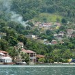 Coast of Angra dos Reis, Brazil — Stock Photo