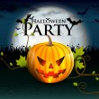 Halloween party — Stock Vector #31204583