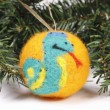 Christmas toys, balls on the Christmas tree — Stock Photo #15705399