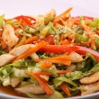 Vegetable salad with chicken — Stock Photo #26382273