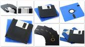 Floppy disc — Stock Photo