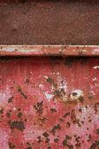 Fondo de metal oxidado — Foto de Stock