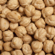 Spanish Chickpeas Background — Stock Photo