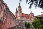 Iglesia de covadonga — Foto de Stock