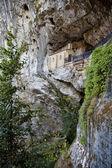 Covadonga kapell — Stockfoto