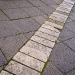 Stock Photo: Old Stone Paving