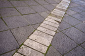 Old Stone Paving — Stock Photo