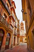 Valladolid City Street — Stock Photo