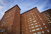 Apartaments Blocks — Stock Photo