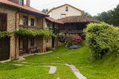 Beautiful Spanish Cottages — Stock Photo