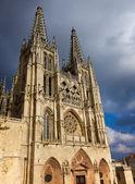 Burgos Cathedral — Stock Photo