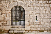 Old Castle Gate — Stock Photo