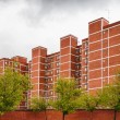 Stock Photo: Apartaments Blocks