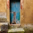 Abandoned Door — Stock Photo