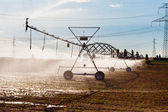 Irrigation and Electric Power — Foto Stock
