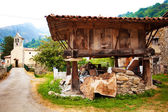 Horreo in Asturias — Stock Photo