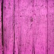 Stock Photo: Old purple wooden plank