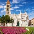 Santa Maria de la Antigua Church — Stock Photo