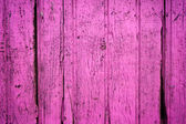Old purple wooden plank — Stock Photo