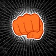 Fist — Stock Vector #20148641
