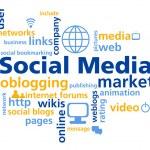 Social Media — Stock Vector #24085481