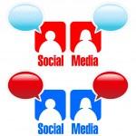 Social Media — Stock Vector #24085715