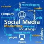 Social Media — Stock Vector #24085867