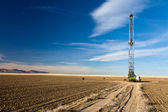 Fracking-bohrungen in colorado — Stockfoto