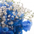 Flowers in a bouquet - Stock Photo
