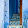 Architectural details and doorways of Morocco — Stock Photo #23297574