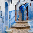 Stock Photo: Architectural details and doorways of Morocco