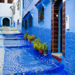 Architectural details and doorways of Morocco — Stock Photo