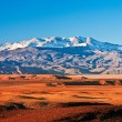 Stock Photo: Mountain landscape in north of Africa, Morocco