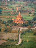 Pagodas antiguas en bagan — Foto de Stock