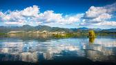 Lago inle — Foto de Stock