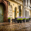 Krakow old street — Stock Photo #48316677