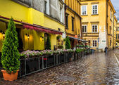 Krakow  streets — Stock Photo
