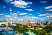 Potsdam de berlín y sus alrededores. — Foto de Stock