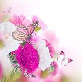 Floral background — Foto de Stock