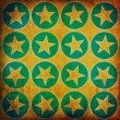 Grunge background with stars in circles — Stock Photo #12624407