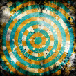 Abstract background with elements of circles — Stock Photo
