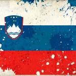 Grunge Slovenia flag — Stock Photo #12624910