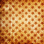 Abstract background with stars — Stock Photo