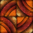 Abstract background with circles - ストック写真