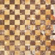 Grunge chessboard backgound — Stock Photo #13620719