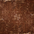 Sepia grunge scratched shabby book grained texture — Stock Photo
