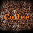 Coffe background — Stock Photo #14458381