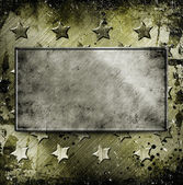 Military Grunge background — Stock Photo