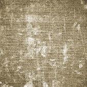 Vecchio sfondo di tela — Foto Stock