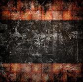 Grungy satranç tahtası arka plan — Stok fotoğraf